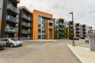 Photo 1: 235 503 Albany Way in Edmonton: Zone 27 Condo for sale : MLS®# E4211597