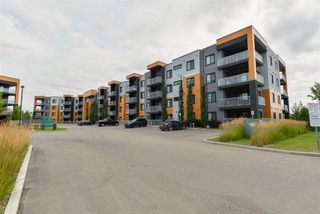 Photo 2: 235 503 Albany Way in Edmonton: Zone 27 Condo for sale : MLS®# E4211597