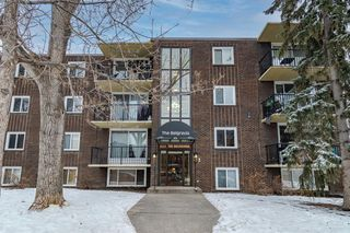 Main Photo: 306 635 57 Avenue SW in Calgary: Windsor Park Apartment for sale : MLS®# A1063602