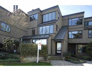 """Photo 2: 834 MILLBANK BB in Vancouver: False Creek Townhouse for sale in """"HEATHER POINT"""" (Vancouver West)  : MLS®# V638962"""