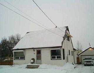 Main Photo: 70 NORHAM Road in W St Paul: Middlechurch / Rivercrest Single Family Detached for sale (Winnipeg area)  : MLS®# 2501070