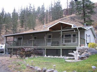 Photo 1: 164 CORNELL ROAD, Cache Creek in Cache Creek: BCNREB Out of Area House for sale : MLS®# 100267