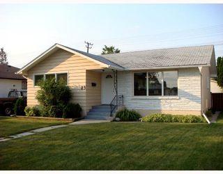 Photo 1: 63 BUTTERCUP Avenue in WINNIPEG: West Kildonan / Garden City Single Family Detached for sale (North West Winnipeg)  : MLS®# 2713535