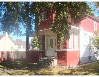 Photo 1: 150 TRAVERSE Avenue in WINNIPEG: St Boniface Single Family Detached for sale (South East Winnipeg)  : MLS®# 2716495