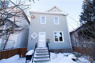 Photo 1: 136 McPhail Street in Winnipeg: Elmwood Residential for sale (3A)  : MLS®# 202002809