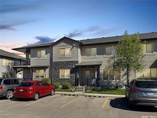Main Photo: 110 5521 Blake Crescent in Regina: Lakeridge Addition Residential for sale : MLS®# SK810054