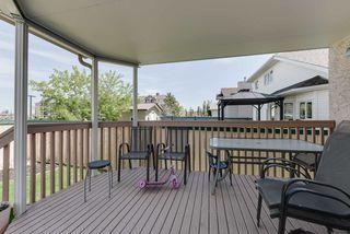 Photo 35: 1052 JAMES Crescent in Edmonton: Zone 29 House for sale : MLS®# E4199633