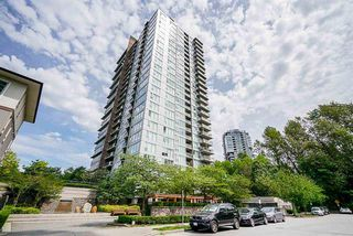Photo 1: 2108 660 NOOTKA WAY in Port Moody: Port Moody Centre Condo for sale : MLS®# R2456720
