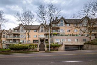 "Photo 1: 501 34101 OLD YALE Road in Abbotsford: Central Abbotsford Condo for sale in ""Yale Terrace"" : MLS®# R2518126"