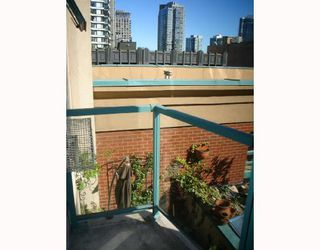 "Photo 7: 508 939 HOMER Street in Vancouver: Downtown VW Condo for sale in ""PINNACLE"" (Vancouver West)  : MLS®# V658295"