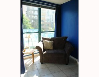 "Photo 6: 508 939 HOMER Street in Vancouver: Downtown VW Condo for sale in ""PINNACLE"" (Vancouver West)  : MLS®# V658295"