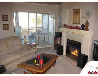 """Photo 3: 337 19528 FRASER Highway in Surrey: Cloverdale BC Condo for sale in """"FAIRMONT"""" (Cloverdale)  : MLS®# F2801753"""