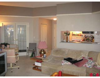 """Photo 2: 337 19528 FRASER Highway in Surrey: Cloverdale BC Condo for sale in """"FAIRMONT"""" (Cloverdale)  : MLS®# F2801753"""
