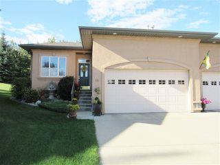 Main Photo: #14 50 OAKRIDGE Drive: St. Albert House Half Duplex for sale : MLS®# E4165995