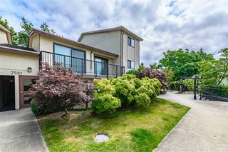 Photo 1: 8 7551 HUMPHRIES Court in Burnaby: Edmonds BE Townhouse for sale (Burnaby East)  : MLS®# R2389700