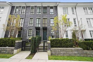 Photo 1: 103 528 FOSTER Avenue in Coquitlam: Coquitlam West Townhouse for sale : MLS®# R2418021