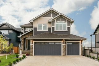 Photo 1: 3682 WESTCLIFF Way in Edmonton: Zone 56 House for sale : MLS®# E4181666