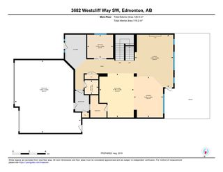 Photo 49: 3682 WESTCLIFF Way in Edmonton: Zone 56 House for sale : MLS®# E4181666