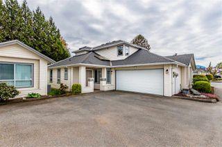 "Photo 1: 6 45302 JASPER Drive in Sardis: Sardis West Vedder Rd Townhouse for sale in ""Creekside"" : MLS®# R2427770"