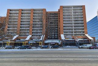 Main Photo: 1202 10125 109 Street in Edmonton: Zone 12 Condo for sale : MLS®# E4185252