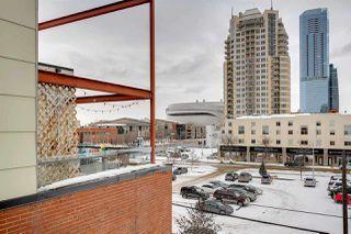 Photo 29: 314 10309 107 Street in Edmonton: Zone 12 Condo for sale : MLS®# E4186904