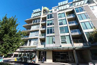 "Photo 2: 707 2528 MAPLE Street in Vancouver: Kitsilano Condo for sale in ""The Pulse"" (Vancouver West)  : MLS®# R2508544"