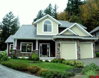 "Photo 1: 34416 ROCKRIDGE Place in Mission: Hatzic House for sale in ""Rockridge Estates"" : MLS®# F2924728"