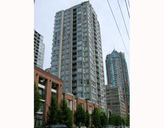 "Photo 3: 605 1001 HOMER Street in Vancouver: Downtown VW Condo for sale in ""BENTLEY"" (Vancouver West)  : MLS®# V655395"