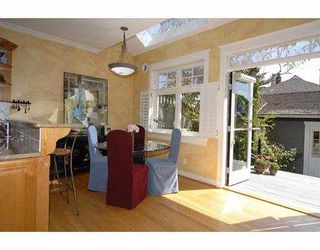 Photo 8: 3077 W 2ND Avenue in Vancouver: Kitsilano Townhouse for sale (Vancouver West)  : MLS®# V658846