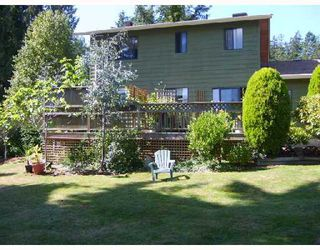 "Photo 2: 560 OCEANVIEW Drive in Gibsons: Gibsons & Area House for sale in ""WOODCREEK PARK"" (Sunshine Coast)  : MLS®# V672375"