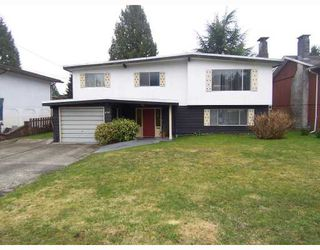 Photo 1: 858 ESSEX Avenue in Port_Coquitlam: Lincoln Park PQ House for sale (Port Coquitlam)  : MLS®# V697396