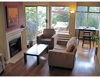"Photo 3: 106 1963 W 3RD Avenue in Vancouver: Kitsilano Condo for sale in ""LA MIRADA"" (Vancouver West)  : MLS®# V707276"
