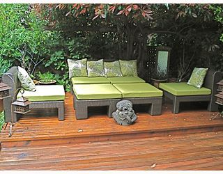 "Photo 2: 106 1963 W 3RD Avenue in Vancouver: Kitsilano Condo for sale in ""LA MIRADA"" (Vancouver West)  : MLS®# V707276"