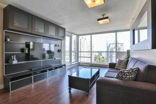 "Photo 1: 2604 2978 GLEN Drive in Coquitlam: North Coquitlam Condo for sale in ""GRAND CENTRAL 1"" : MLS®# R2389836"
