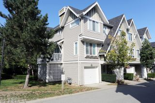 "Main Photo: 46 8775 161 Street in Surrey: Fleetwood Tynehead Townhouse for sale in ""Ballentyne"" : MLS®# R2400738"