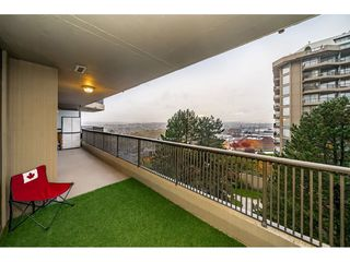 Photo 14: 605 3760 ALBERT Street in Burnaby: Vancouver Heights Condo for sale (Burnaby North)  : MLS®# R2414689