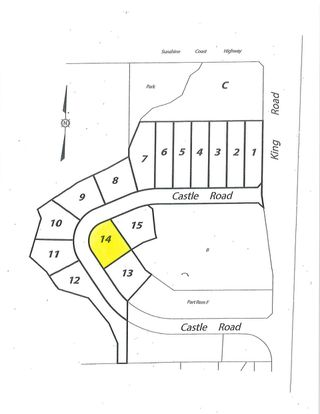 "Main Photo: LOT 14 CASTLE Road in Gibsons: Gibsons & Area Land for sale in ""KING & CASTLE"" (Sunshine Coast)  : MLS®# R2422459"