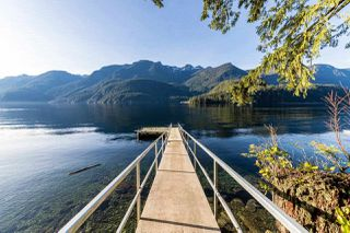 Main Photo: 26 E OF CROKER ISLAND in North Vancouver: Indian Arm House for sale : MLS®# R2424254