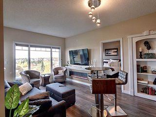 Photo 7: 418 7021 South Terwillegar Drive in Edmonton: Zone 14 Condo for sale : MLS®# E4188239