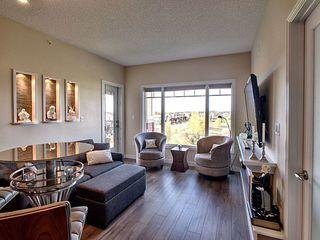 Photo 9: 418 7021 South Terwillegar Drive in Edmonton: Zone 14 Condo for sale : MLS®# E4188239