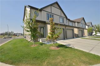 Main Photo: 41 COPPERPOND Landing SE in Calgary: Copperfield Row/Townhouse for sale : MLS®# C4299503