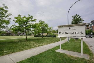 """Photo 34: 214 BROOKES Street in New Westminster: Queensborough Condo for sale in """"RED BOAT AT PORT ROYAL"""" : MLS®# R2488520"""