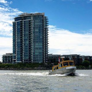 """Photo 39: 214 BROOKES Street in New Westminster: Queensborough Condo for sale in """"RED BOAT AT PORT ROYAL"""" : MLS®# R2488520"""