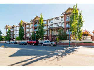 """Photo 2: 334 5660 201A Street in Langley: Langley City Condo for sale in """"Paddington Station"""" : MLS®# R2498914"""