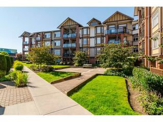 """Photo 24: 334 5660 201A Street in Langley: Langley City Condo for sale in """"Paddington Station"""" : MLS®# R2498914"""