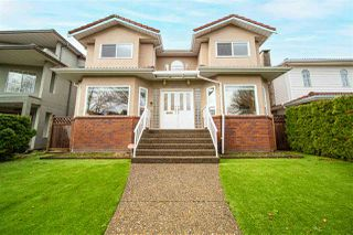 Main Photo: 8147 FRENCH Street in Vancouver: Marpole House for sale (Vancouver West)  : MLS®# R2525684