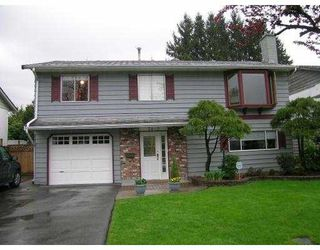 Photo 1: 3842 RICHMOND Street in Port_Coquitlam: Oxford Heights House for sale (Port Coquitlam)  : MLS®# V644639