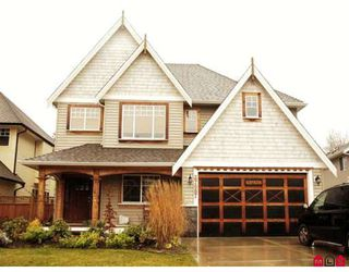 Photo 1: 27687 PORTER Drive in Abbotsford: Aberdeen House for sale : MLS®# F2727476
