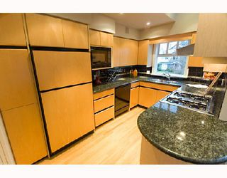 Photo 4: 3354 POINT GREY Road in Vancouver: Kitsilano House 1/2 Duplex for sale (Vancouver West)  : MLS®# V688370
