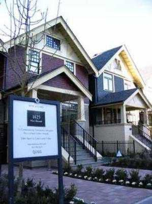 "Photo 3: 4 1425 W 11TH AV in Vancouver: Fairview VW Townhouse for sale in ""FAIRVIEW"" (Vancouver West)  : MLS®# V522172"